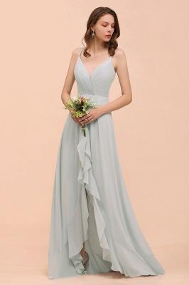 Brautjungfernkleider Lang Mint Grün | Hochzeitspartykleider Günstig Online_7