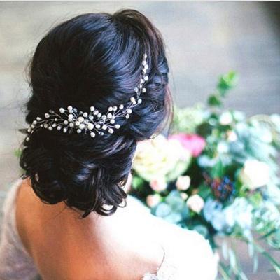 Haarschmuck Hochzeit | Brautschmuck Haare_1