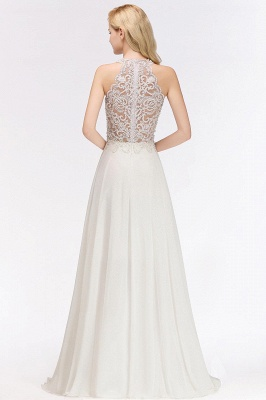 Evening dress long white | Prom Dresses Cheap Online_8