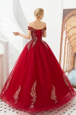Rote Abendkleider | Abendmoden Abiballkleider Online Kaufen_9