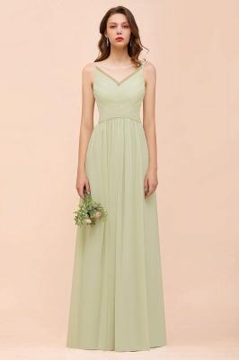 Lumi Grüne Brautjungfernkleider Günstig   Kleider Für Brautjungfern_1