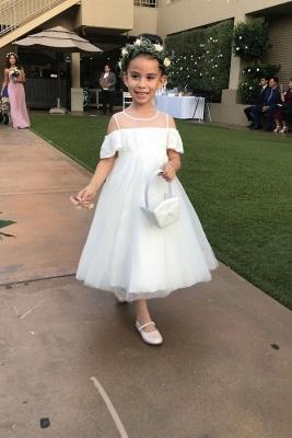 Flower girl dresses wedding | Flower girl dress Ivory_1