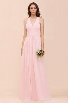 Bridesmaid Dresses Long Pink   Bridesmaid dresses_1