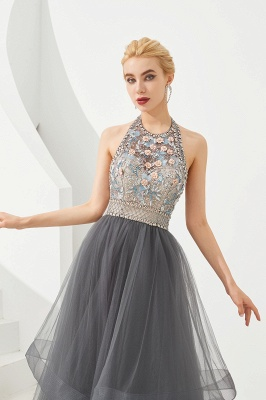 Long prom dresses with glitter | Evening wear online_3