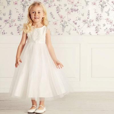 Blumenmädchen Kleider Hochzeit | Blumenmädchenkleider Günstig_4