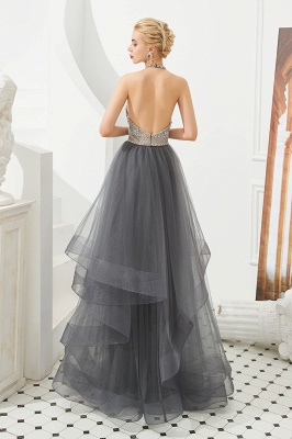 Long prom dresses with glitter | Evening wear online_5