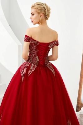 Rote Abendkleider | Abendmoden Abiballkleider Online Kaufen_8