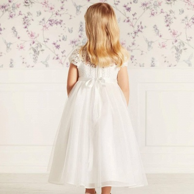 Flower Girl Dresses Long Tulle | Flower girl dresses for children_2
