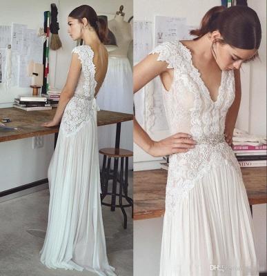 Design Hochzeitskleider Mit Spitze Günstig Etuikleid Brautkleider Online Bestellen_3