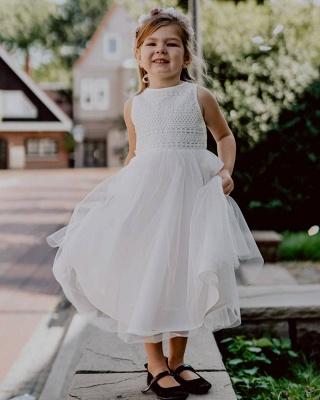 Flower girl dress Ivory | Flower girl dresses for children_2