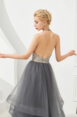 Long prom dresses with glitter | Evening wear online_9