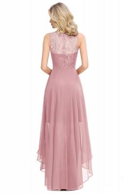 Modern evening dresses | Cocktail dresses front short long back_5