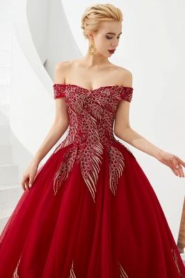 Rote Abendkleider | Abendmoden Abiballkleider Online Kaufen_6