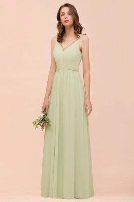 Lumi Grüne Brautjungfernkleider Günstig   Kleider Für Brautjungfern_5