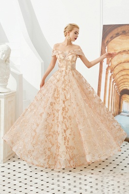 Beautiful evening dresses with lace | Prom dresses long cheap_4