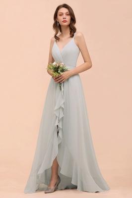 Brautjungfernkleider Lang Mint Grün | Hochzeitspartykleider Günstig Online_5