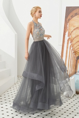 Long prom dresses with glitter | Evening wear online_6