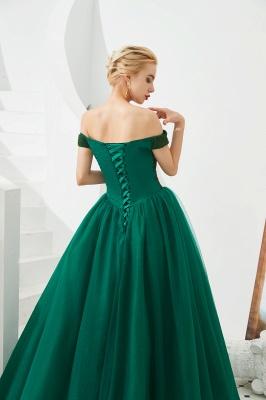 Evening dress long green | Prom Dresses Cheap Online_11