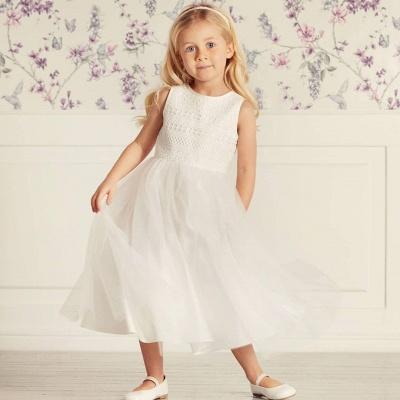 Flower girl dress Ivory | Flower girl dresses for children_4
