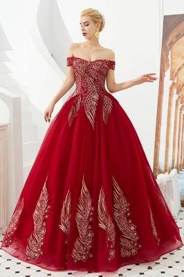 Rote Abendkleider | Abendmoden Abiballkleider Online Kaufen_7
