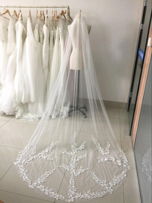 Veil Long Wedding | Wedding veil