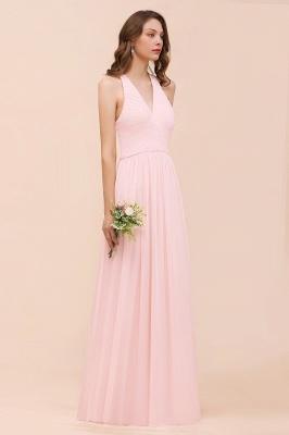 Bridesmaid Dresses Long Pink   Bridesmaid dresses_5