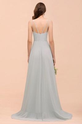 Brautjungfernkleider Lang Mint Grün | Hochzeitspartykleider Günstig Online_3