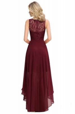 Modern evening dresses | Cocktail dresses front short long back_3
