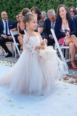 Gorgeous Flower Girl Dresses Cheap | Children's wedding dresses