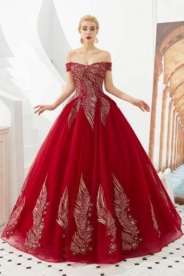 Rote Abendkleider | Abendmoden Abiballkleider Online Kaufen_3