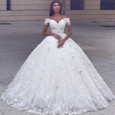 Weiße Brautkleider A Linie Schluterfrei Prinzessin Brautmoden Hochzeitskleider_2