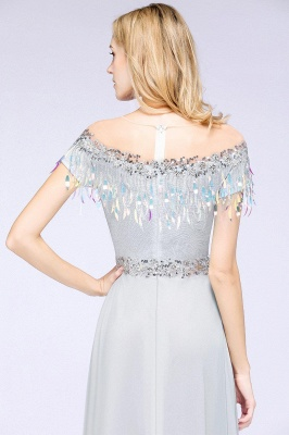 Beautiful evening dresses with sleeves   Prom dresses long cheap_7