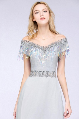 Beautiful evening dresses with sleeves   Prom dresses long cheap_6
