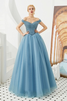 Evening dress long green | Prom Dresses Cheap Online_13