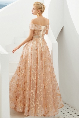 Beautiful evening dresses with lace | Prom dresses long cheap_7