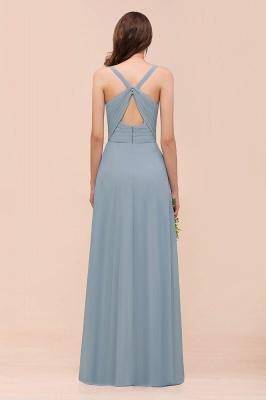Dunty Blue Brautjungfernkleider Günstig | Hochzeitspartykleider Brautjungfern_3