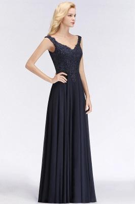 Evening dress long black | Evening wear online_9