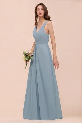 Dunty Blue Brautjungfernkleider Günstig | Hochzeitspartykleider Brautjungfern_6