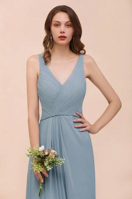 Dunty Blue Brautjungfernkleider Günstig | Hochzeitspartykleider Brautjungfern_4