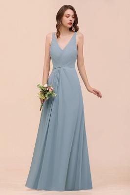 Dunty Blue Brautjungfernkleider Günstig | Hochzeitspartykleider Brautjungfern_8