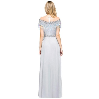 Beautiful evening dresses with sleeves   Prom dresses long cheap_9