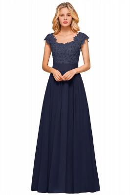 Designer evening dresses wine red | festive dresses floor length_4