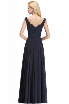 Evening dress long black | Evening wear online_8