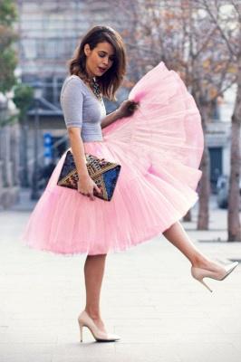 Crinoline Short A line | Petticoat wedding dress_38