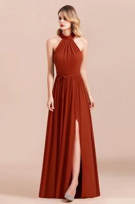 Rote Brautjungfernkleider Lang Günstig   kleider Für Hochzeitsgäste_6