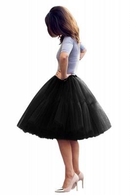 Crinoline Short A line | Petticoat wedding dress_41