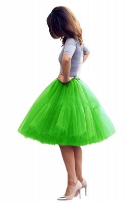 Crinoline Short A line | Petticoat wedding dress_53