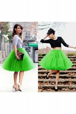 Crinoline Short A line | Petticoat wedding dress_51