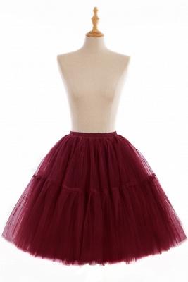 Crinoline Short A line | Petticoat wedding dress_6
