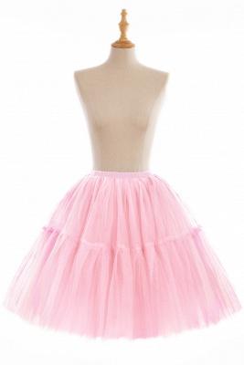 Crinoline Short A line | Petticoat wedding dress_3